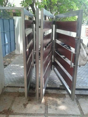 Stainless Steel Folding Door - View Specifications & Details of ...