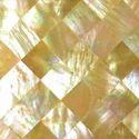 Golden MOP Tile