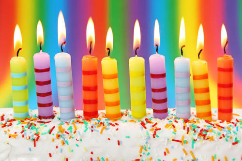 birthday celebration candles at rs 30 packet s birthday candle