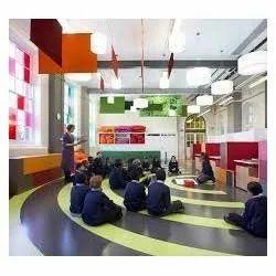 School Interior Designing