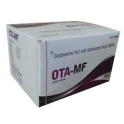 Drotaverine & Mefenamic Acid Tablets
