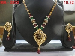 Cutwork Fashion Jewellery Designer Set
