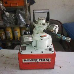 Power Team Pneumatic Pump
