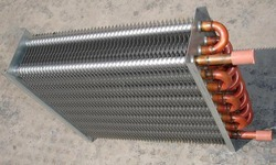 Finned U Tube Air Cooled Heat Exchanger