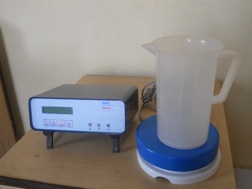 Uroflowmeter, यूरोफ्लोमेट्री सिस्टम in Sambhaji Nagar, Satara , Sigma  Medical Technologies   ID: 4204833462