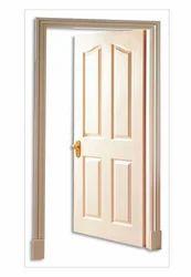 4 Panel Arch Textured Doors