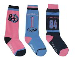 Coloured Child Socks