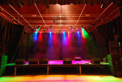 Stage Lighting For Auditorium