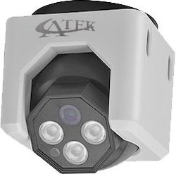 Indoor Dome Camera (ATK-D-SQ-1000-3A- 1.3 MP)