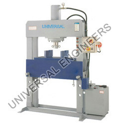 H-Frame Hydraulic Press