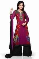 Ladies Party Wear Long Designer Kurti