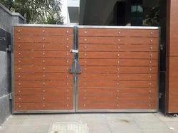 Wooden Gate In Chennai Tamil Nadu Wooden Gate Price In
