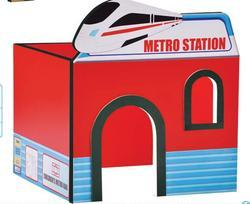 Metro Station Role Play House