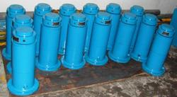 Hydraulic Jacks for Shuttering