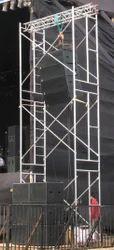 Aluminum Scaffoldings