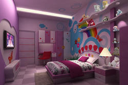 Interior Designer Kids Room, Baby Room Designing   Vid Interior Solution,  Ghaziabad | ID: 7980539230