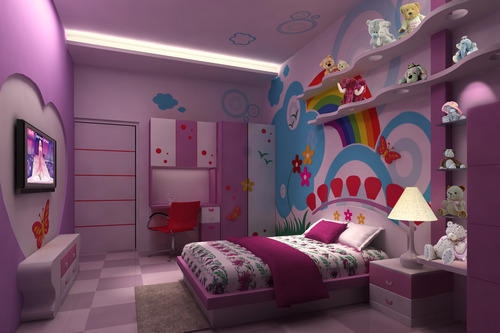 Interior Designer Kids Room Kids Room Interiors Vid Interior Solution Ghaziabad Id 7980539230
