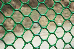 Hexagonal Plastic Jali