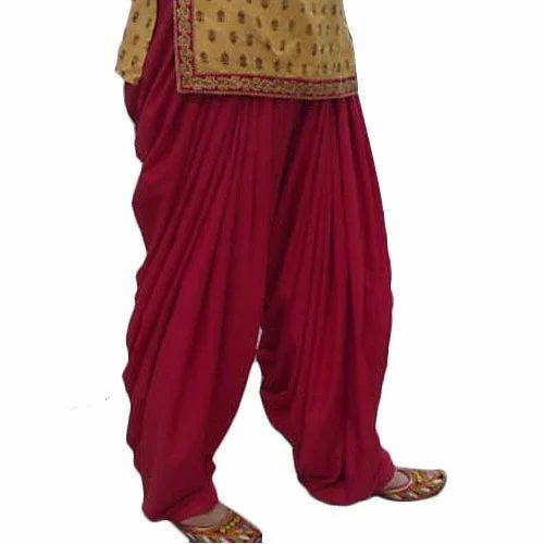 dec10ecfe9 Punjabi Patiala Salwar, Patiala Bottom, पटियाला सलवार ...