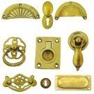 Drawer Pull, Flush Pull & Escutcheon