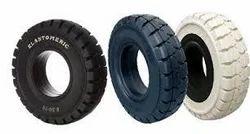 Mobile Forklift Tyre