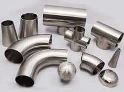 Welded Stainless Steel Pipe Fitting for Structure Pipe, Material Grade: SS316