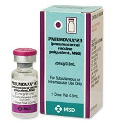 Pneumovax Injection