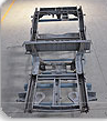 4 Wh. Chassis For Passenger Carrier (0.5 Ton Payload)
