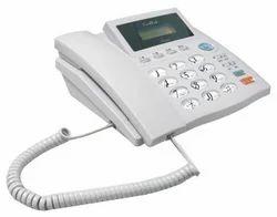 GSM Sim Wala Fixed Wireless Deskphone - Jain Enterprises