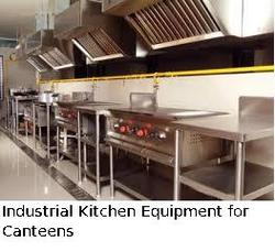 Industrial Kitchen Equipment for Canteens