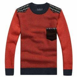 3ec008be00cd8 Hari Son Export Red and Black Gents Fancy Sweaters