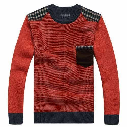 Hari Son Export Red And Black Gents Fancy Sweaters Rs 140 Piece