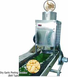 Garlic Peeling Machine Plant
