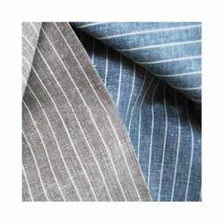 Linen Stripe Indian Fabrics