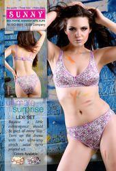 Sunny Lycra Cotton Lexi Women Lingerie, Size: 32B and 34B