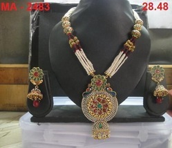 Traditional Bandhaai Fashion Jewellery Set