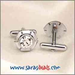 Cufflinks - Alite Clear