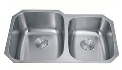 Undermount Stainless Steel Kitchen Sink 60/40