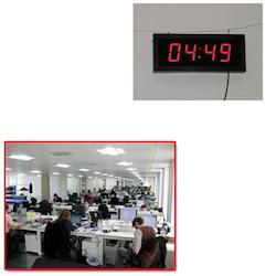 Office Digital Clock