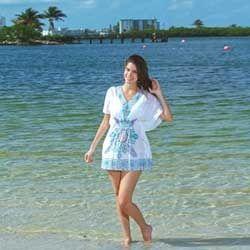 Las Beach Wear Women Dresses