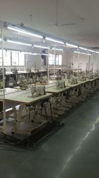 Line Production Table For Industry