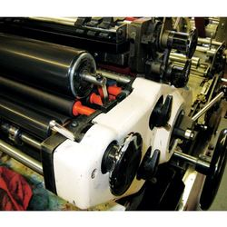 Printing Press Roller Cleaner