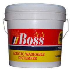 Big Boss Acrylic Washable Distemper