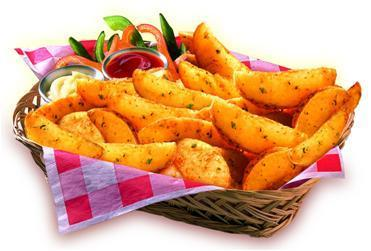 Savoury Wedges, Mccain Frozen Ready To Eat Snacks