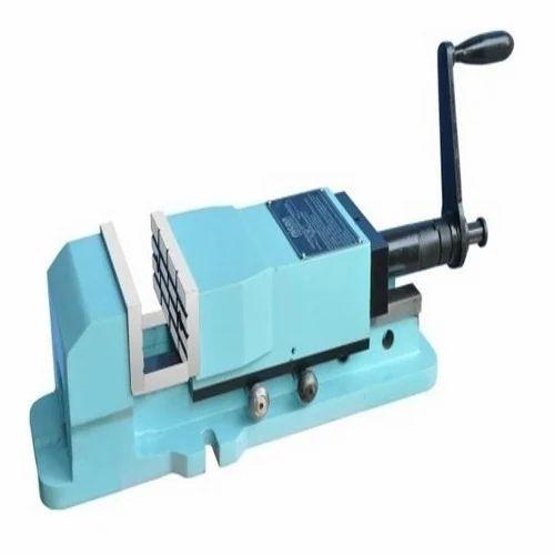 Precision Machine Vices - High Pressure Hydraulic Machine
