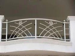 Balcony grills in ahmedabad gujarat india indiamart - Box grill designs balcony ...