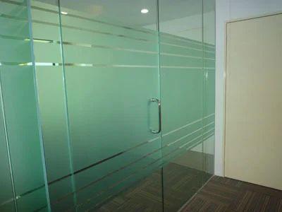 Office Glass Door.