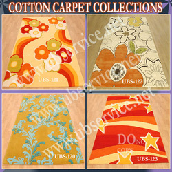 Cotton Carpet Collections