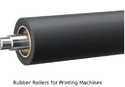 Rubber Rollers for Printing Machines