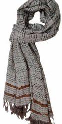 Tussar Silk Handloom Stole